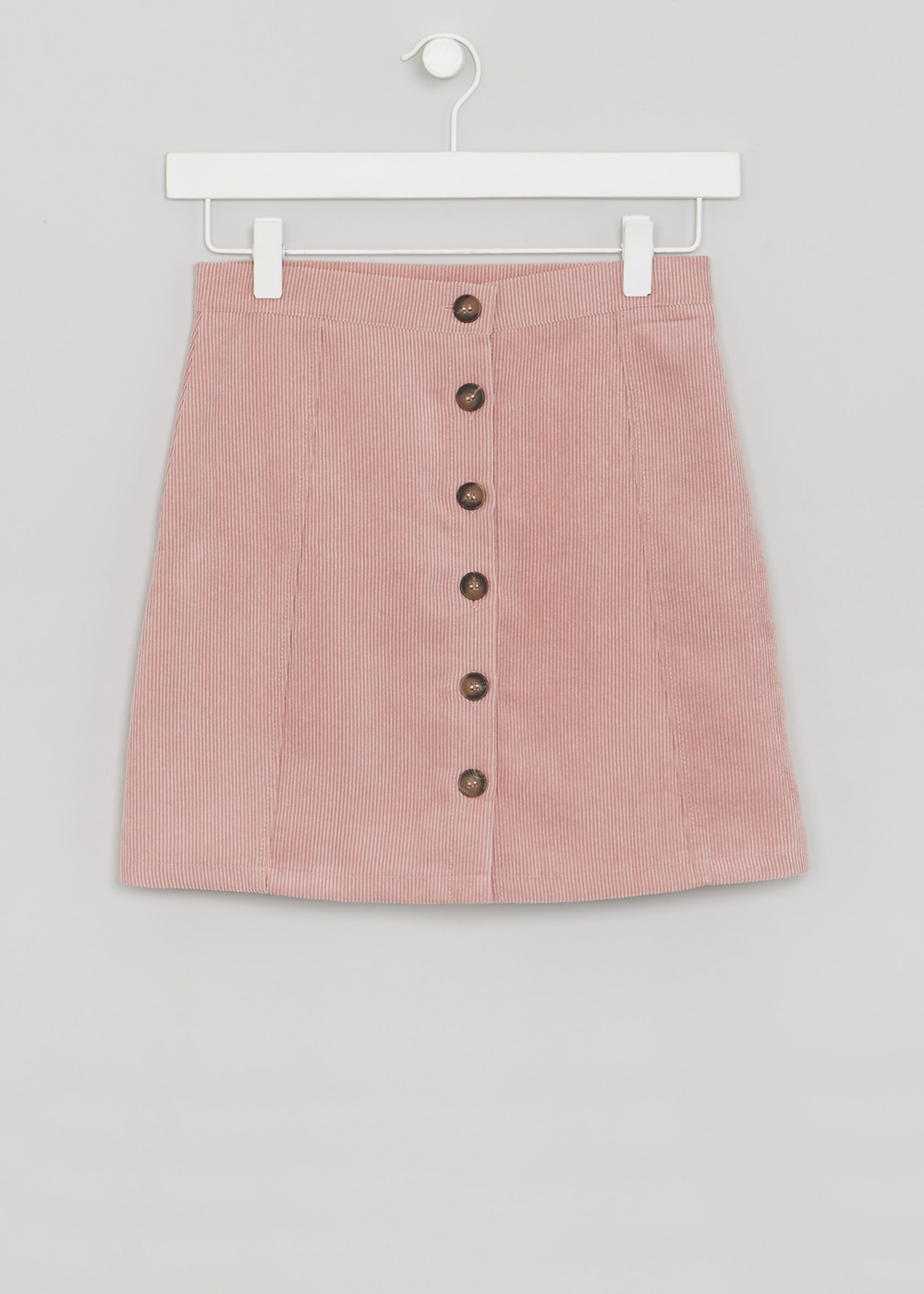 39973cd8f Girls Candy Couture Cord A-Line Skirt (9-16yrs) – Pink – Matalan